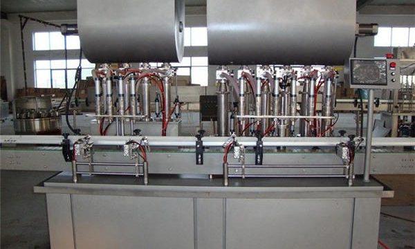 Najnovija najkvalitetnija mašina za punjenje guste paste