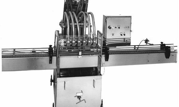 PLC upravljačka mašina za punjenje biljnog ulja u klipu