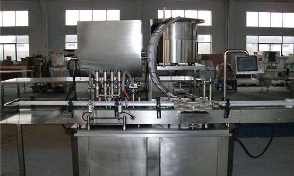 Automatska mašina za punjenje klipnih pravih linija