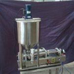Polu-automatska mašina za punjenje tekućina sa 2 glave