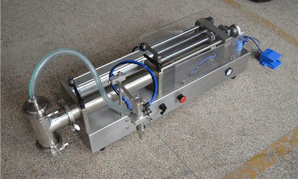 Proizvođač poluautomatske mašine za punjenje šampona